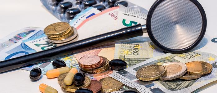 IT Ausgaben im Gesundheitswesen sind ausbaufähig