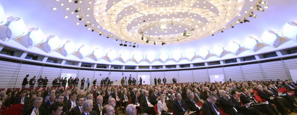 Moderation beim Kompetenzzentrum Deutschland 2014