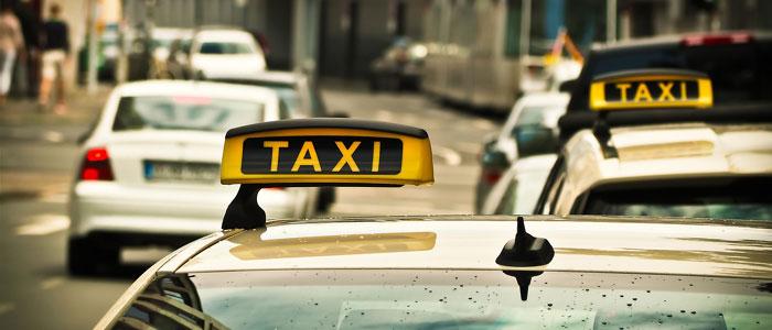 Taxifahrten Abrechnung Krankenfahrt
