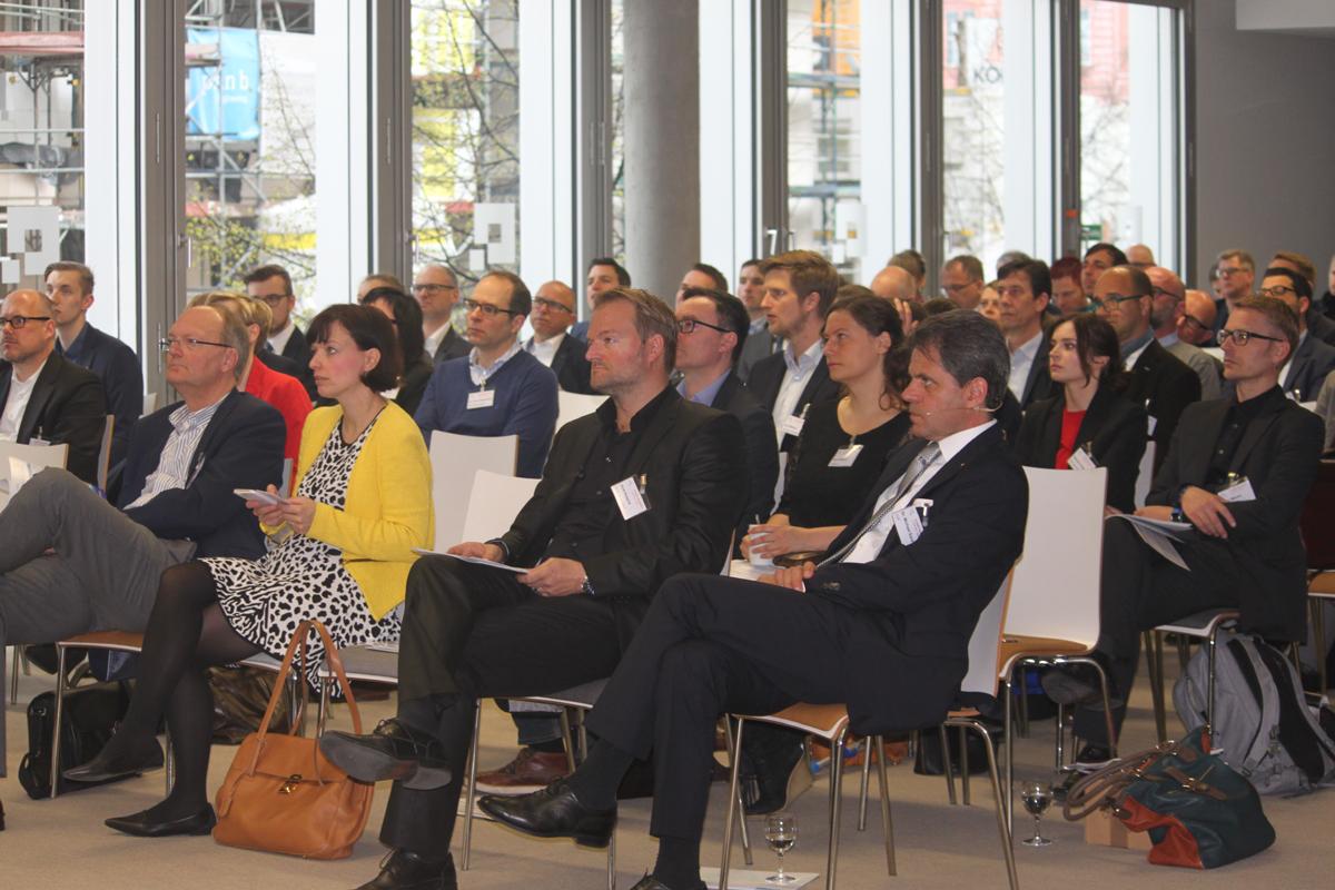 Die Teilnehmer der eHealth Ideenküche zum Thema Gesundheitswesen