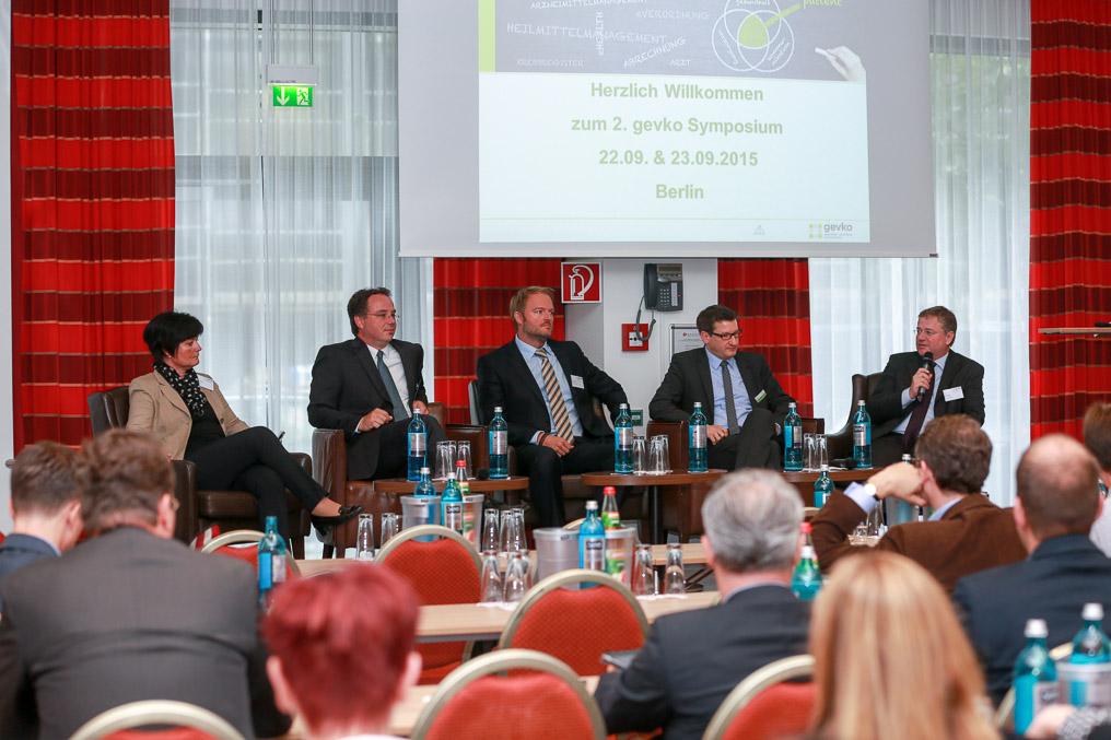 gevko Symposium in Berlin