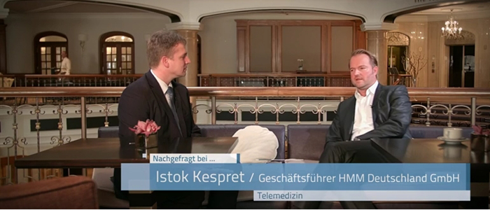 Telemedizin Interview Kespret, Ärztemangel verlangt nach Lösugen